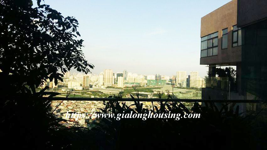 Luxury penthouse of Golden Palace for rent 20