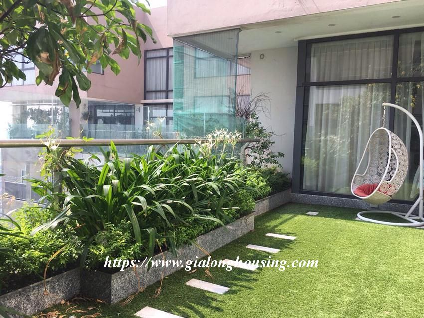 Luxury penthouse of Golden Palace for rent 6