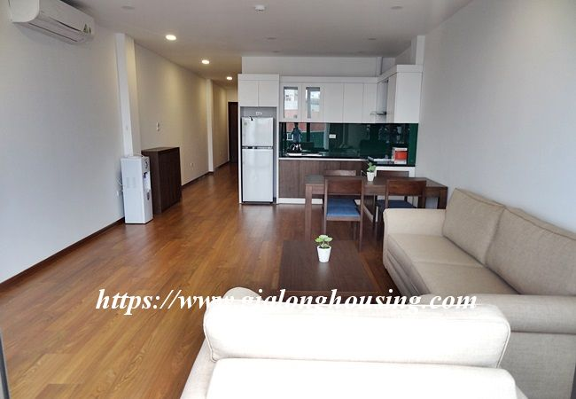 Brand new fully furnished apartment in lane 31 Xuan Dieu 1