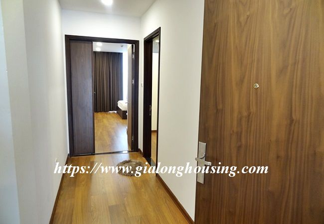 Brand new fully furnished apartment in lane 31 Xuan Dieu 10