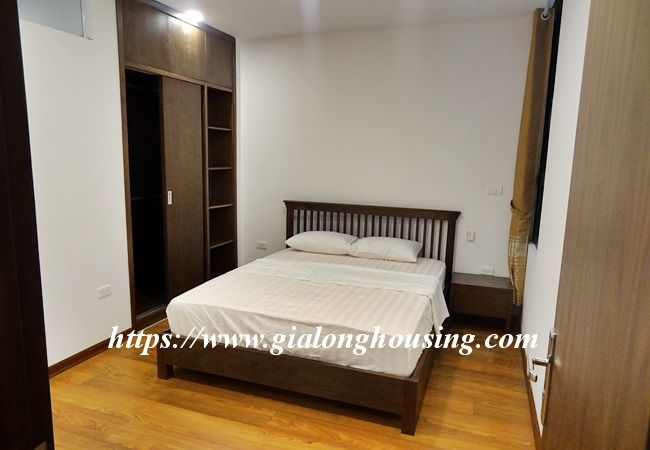Brand new fully furnished apartment in lane 31 Xuan Dieu 11