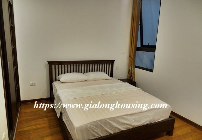 Brand new fully furnished apartment in lane 31 Xuan Dieu 12