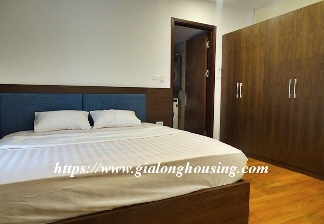 Brand new fully furnished apartment in lane 31 Xuan Dieu 14