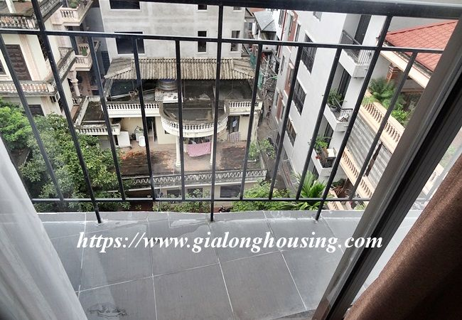 Brand new fully furnished apartment in lane 31 Xuan Dieu 15