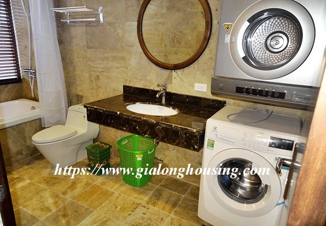 Brand new fully furnished apartment in lane 31 Xuan Dieu 16