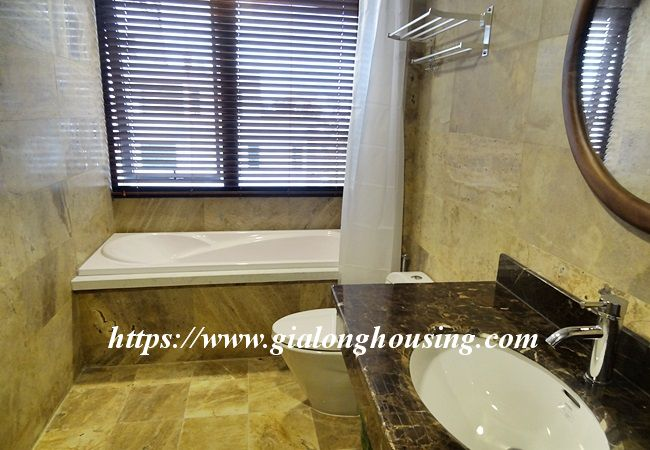 Brand new fully furnished apartment in lane 31 Xuan Dieu 17