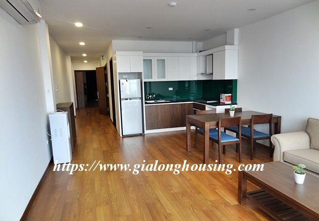 Brand new fully furnished apartment in lane 31 Xuan Dieu 2