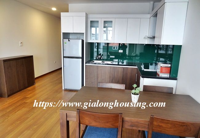 Brand new fully furnished apartment in lane 31 Xuan Dieu 3