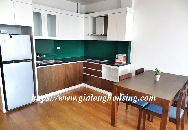 Brand new fully furnished apartment in lane 31 Xuan Dieu 4