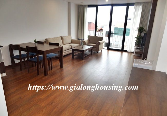 Brand new fully furnished apartment in lane 31 Xuan Dieu 5