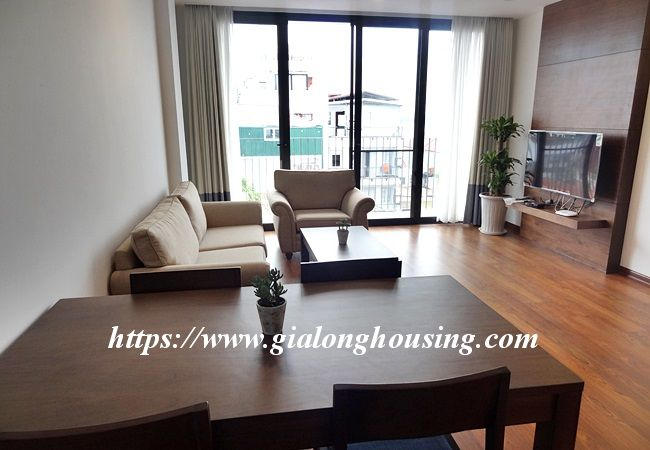 Brand new fully furnished apartment in lane 31 Xuan Dieu 6