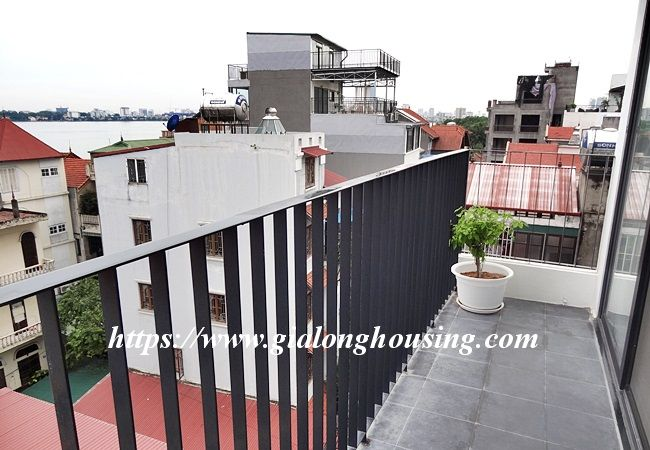 Brand new fully furnished apartment in lane 31 Xuan Dieu 7