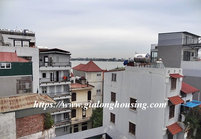 Brand new fully furnished apartment in lane 31 Xuan Dieu 8