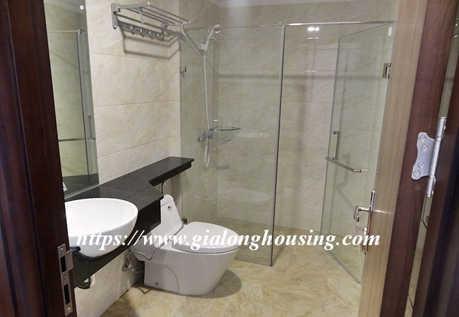 Brand new fully furnished apartment in lane 31 Xuan Dieu 9