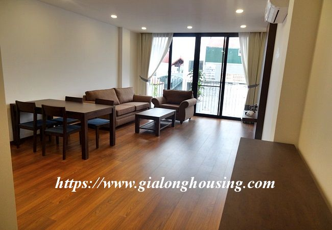 New serviced apartment for rent in 31 Xuan Dieu 1