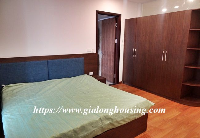 New serviced apartment for rent in 31 Xuan Dieu 13