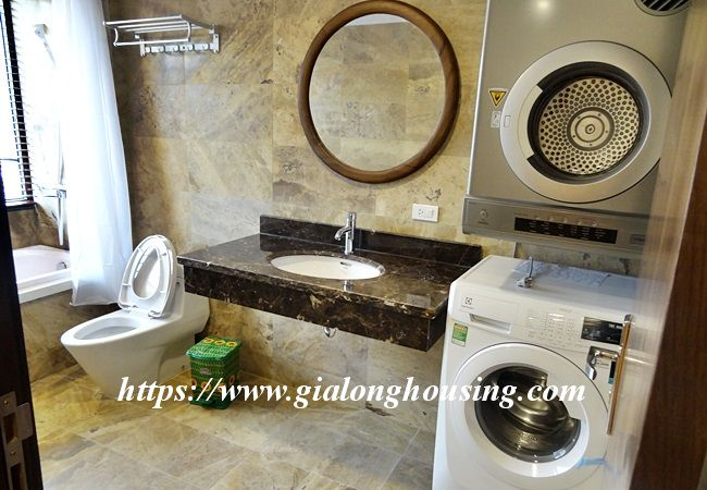 New serviced apartment for rent in 31 Xuan Dieu 14