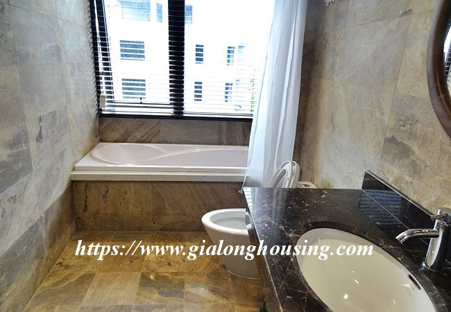 New serviced apartment for rent in 31 Xuan Dieu 15