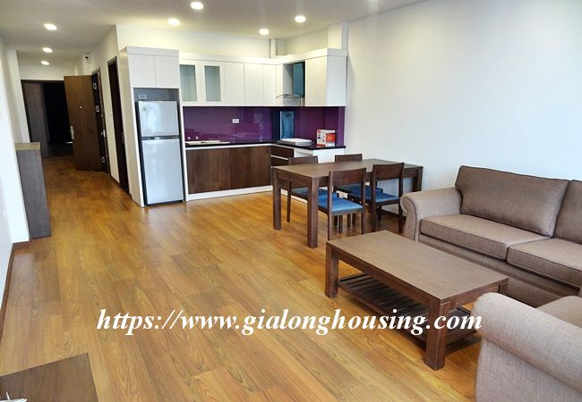 New serviced apartment for rent in 31 Xuan Dieu 2