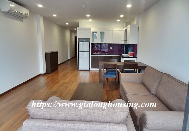 New serviced apartment for rent in 31 Xuan Dieu 3