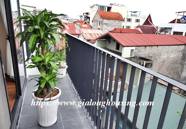 New serviced apartment for rent in 31 Xuan Dieu 4