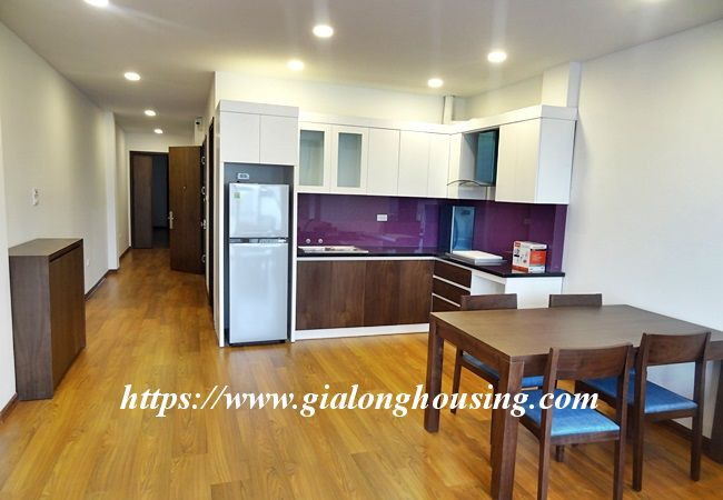 New serviced apartment for rent in 31 Xuan Dieu 5