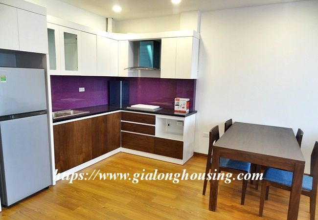 New serviced apartment for rent in 31 Xuan Dieu 6
