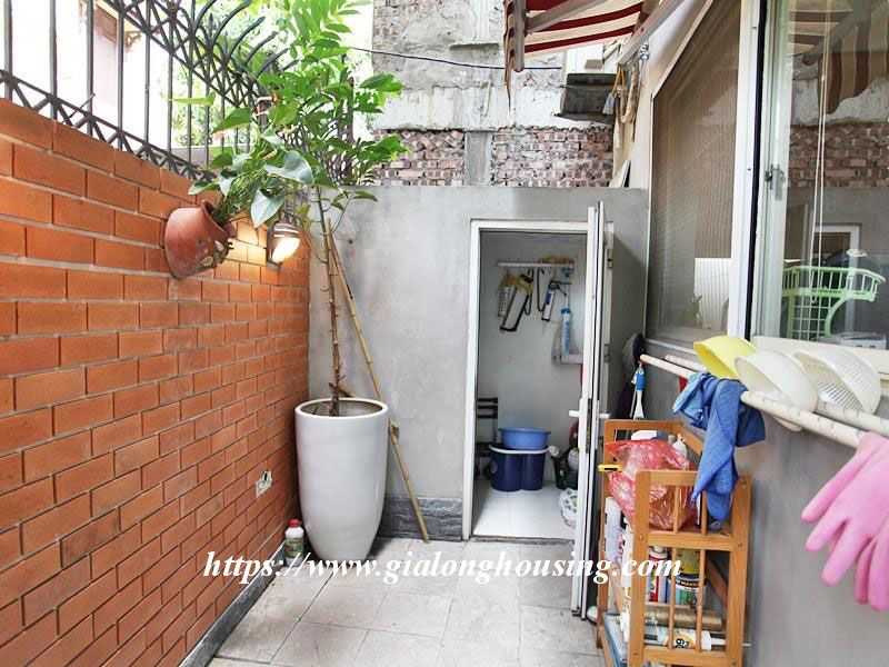 Charming house in Tay Ho for rent with modern furniture 4