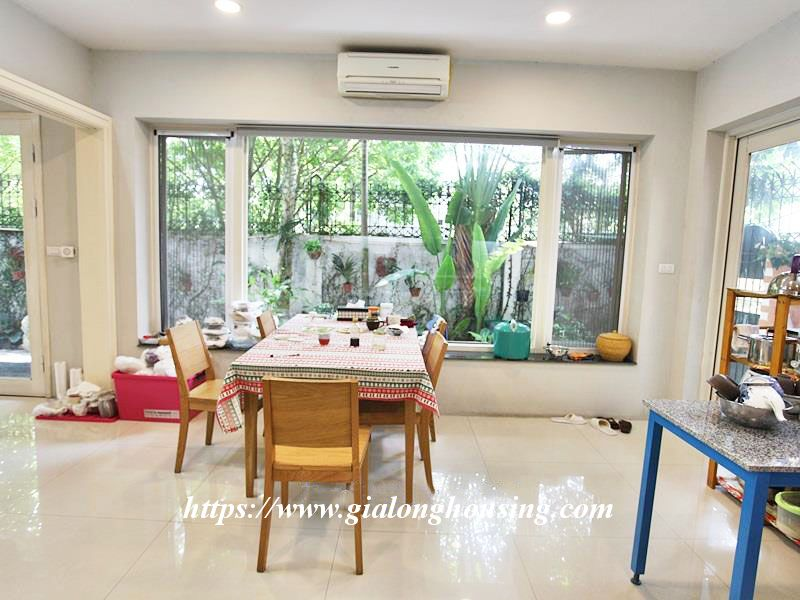 Charming house in Tay Ho for rent with modern furniture 6