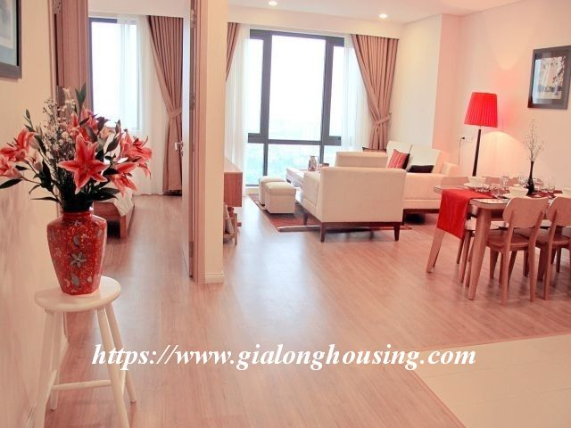 Brand new apartment in MIPEC Riveside for rent 1