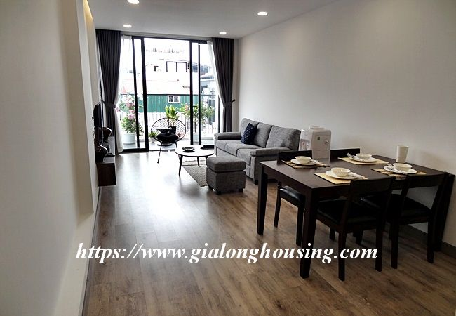 Xuan Dieu brand new apartment for rent 1