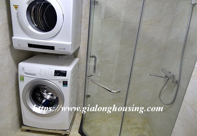 Xuan Dieu brand new apartment for rent 11