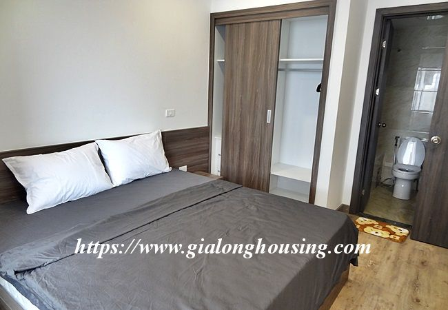 Xuan Dieu brand new apartment for rent 13