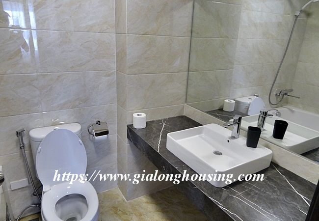 Xuan Dieu brand new apartment for rent 14