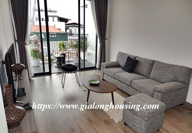 Xuan Dieu brand new apartment for rent 2
