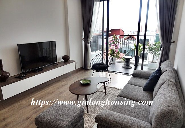 Xuan Dieu brand new apartment for rent 3