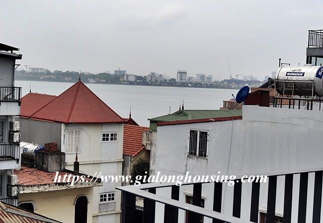Xuan Dieu brand new apartment for rent 5