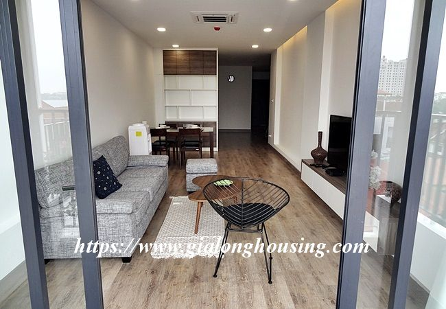 Xuan Dieu brand new apartment for rent 6