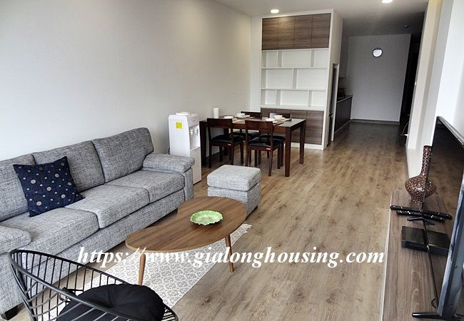 Xuan Dieu brand new apartment for rent 7