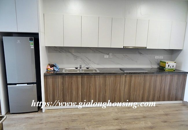 Xuan Dieu brand new apartment for rent 8