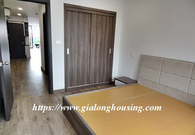 Xuan Dieu brand new apartment for rent 17