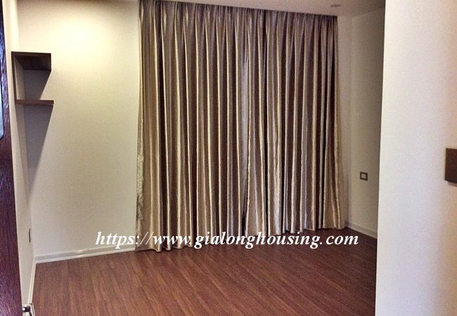 Beautiful large apartment for rent in Tay Ho street 12