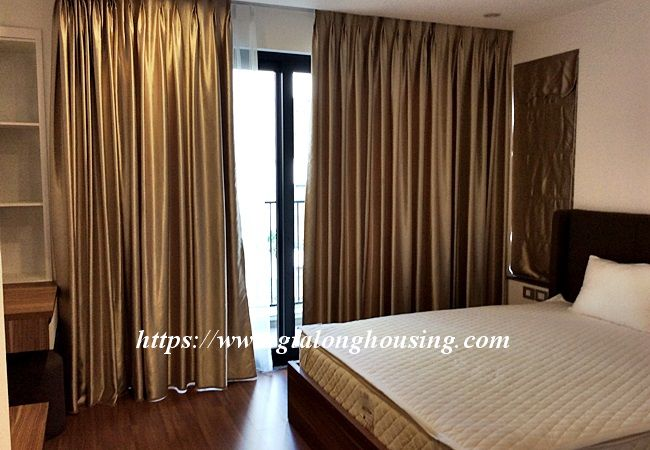 Beautiful large apartment for rent in Tay Ho street 14