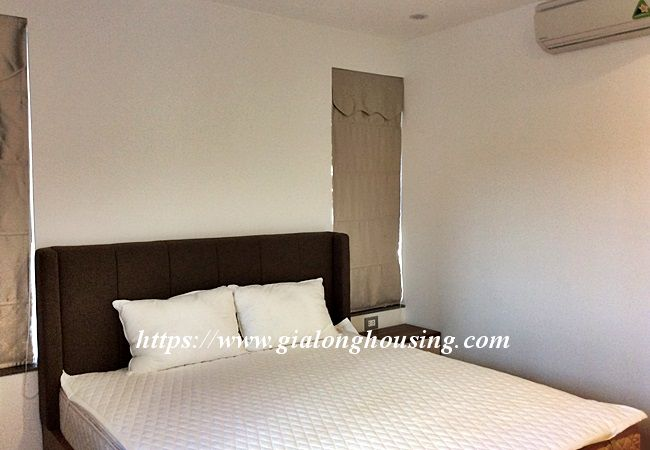 Beautiful large apartment for rent in Tay Ho street 15