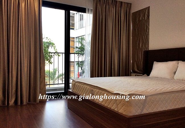 Beautiful large apartment for rent in Tay Ho street 16