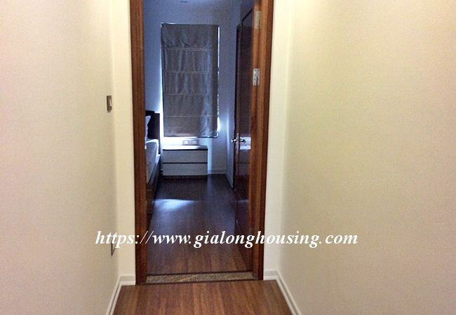 Beautiful large apartment for rent in Tay Ho street 20