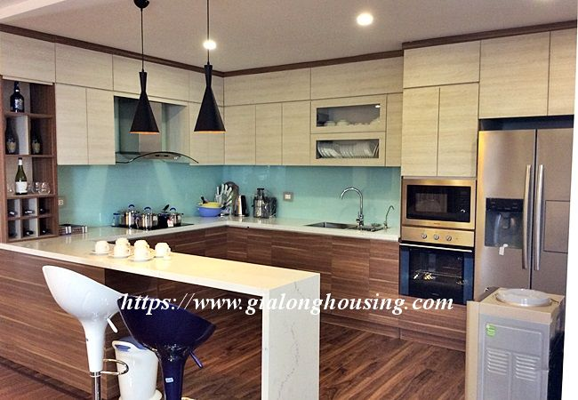 Beautiful large apartment for rent in Tay Ho street 6