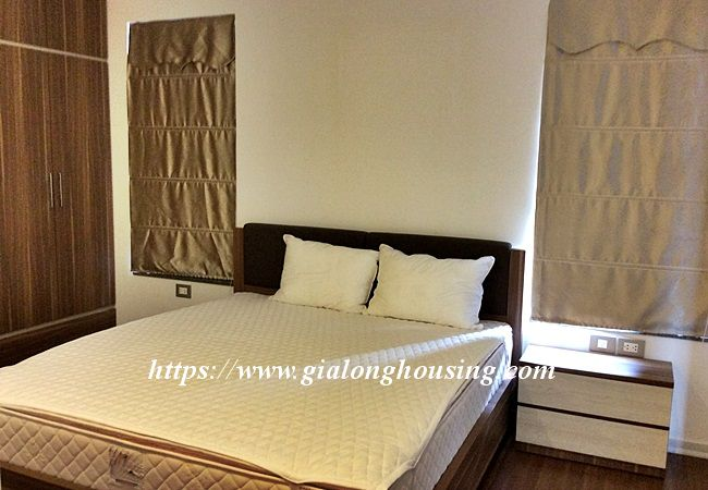 Beautiful large apartment for rent in Tay Ho street 1
