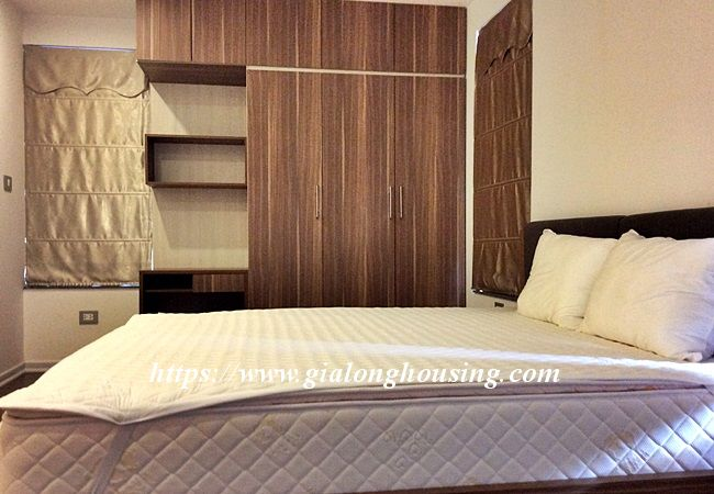 Beautiful large apartment for rent in Tay Ho street 2