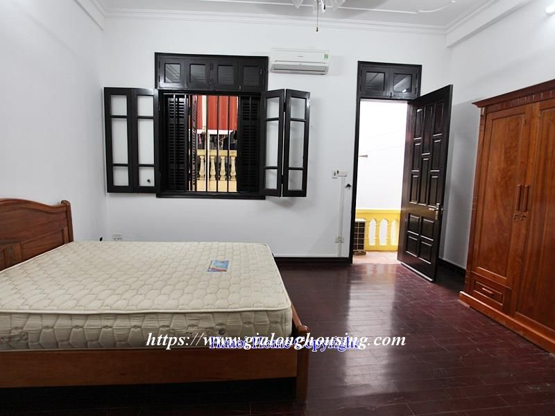 Small and warm house for rent near Sheraton, Tu Ho street 11